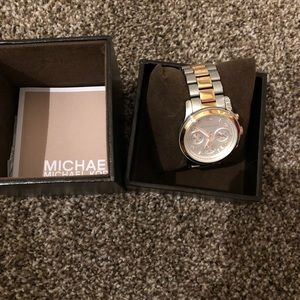 Offers welcome* Michael Kors watch